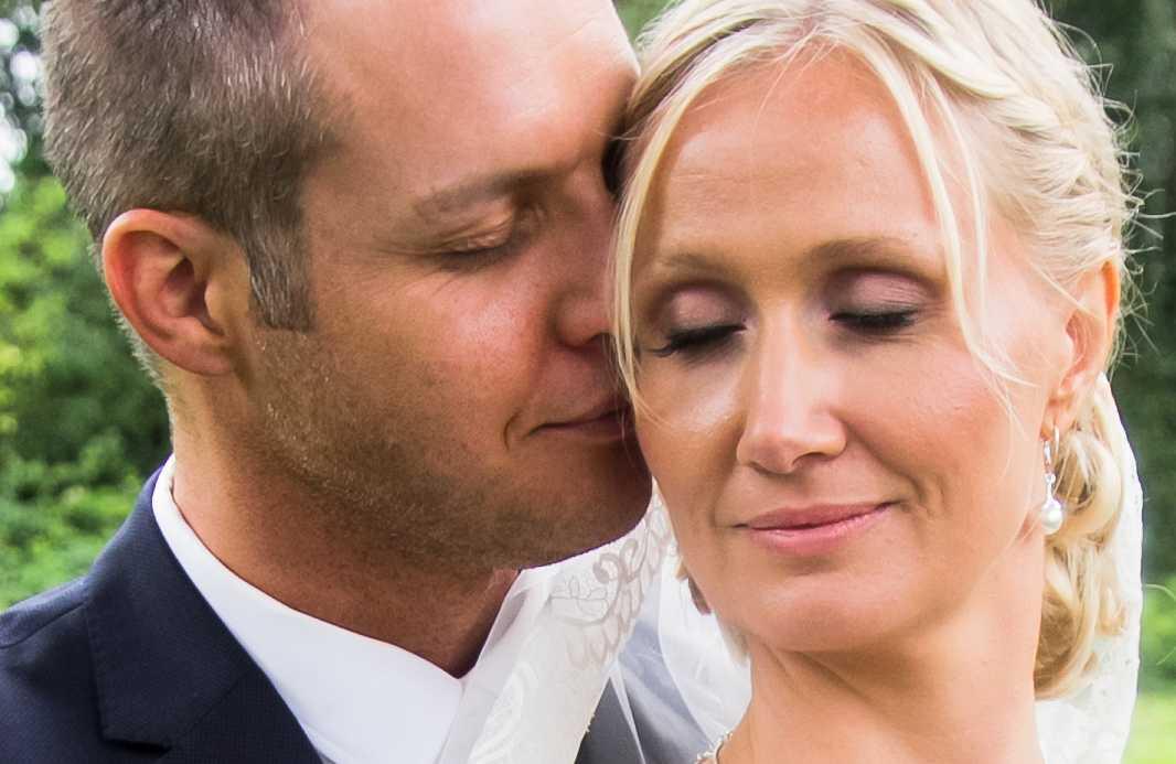 Hochzeitsfotograf Ellerstadt Brautpaar