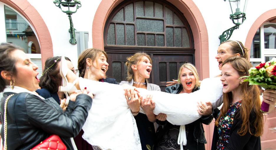 Hochzeitsfotograf Grünstadt Trauung