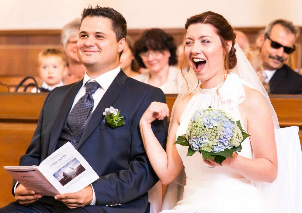 Heiraten in Hassloch kirchliche Trauung