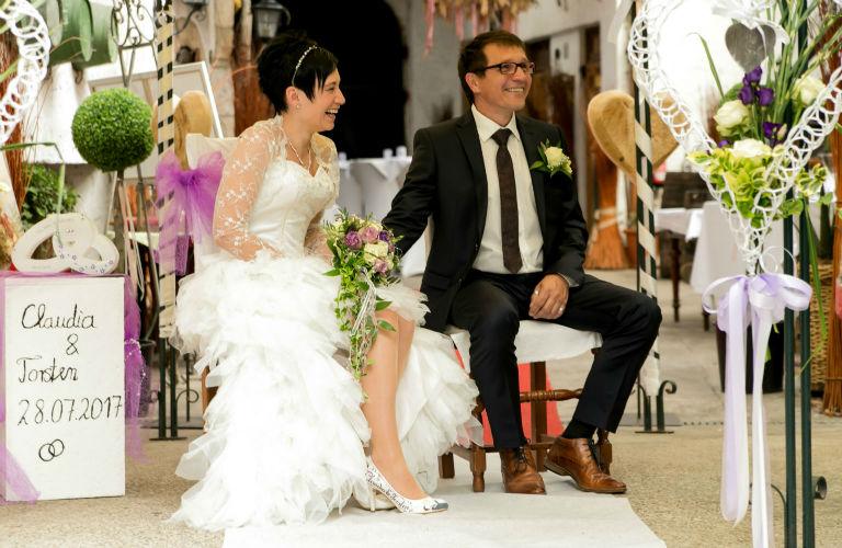 Heiraten in Ruppertsberg in Kellers Keller freie Trauung