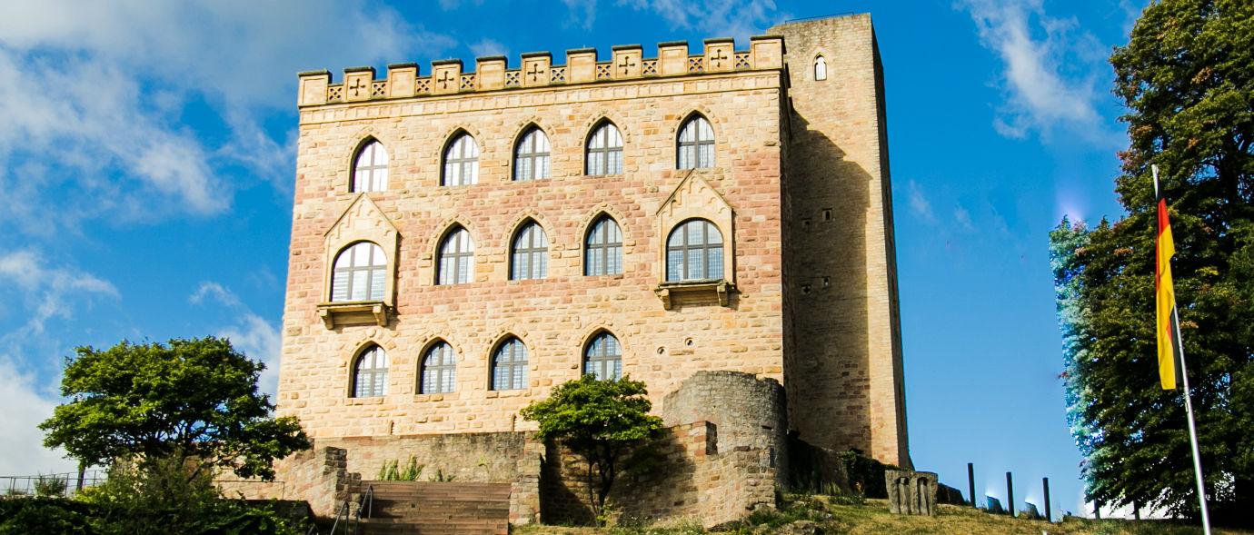 Hochzeit Hambacher Schloss Pfalz