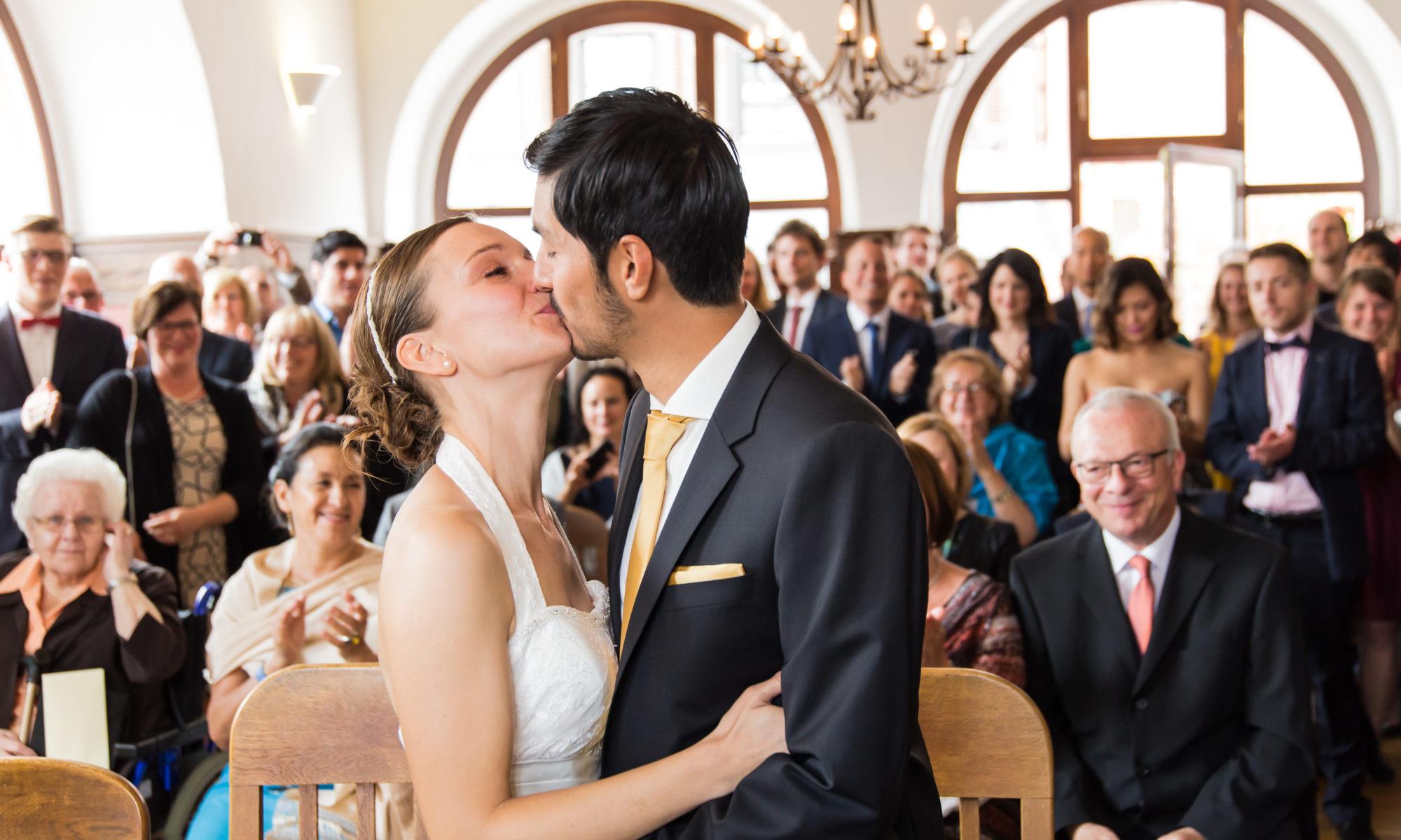 Heiraten in Grünstadt Trauung Standesamt Pfalz
