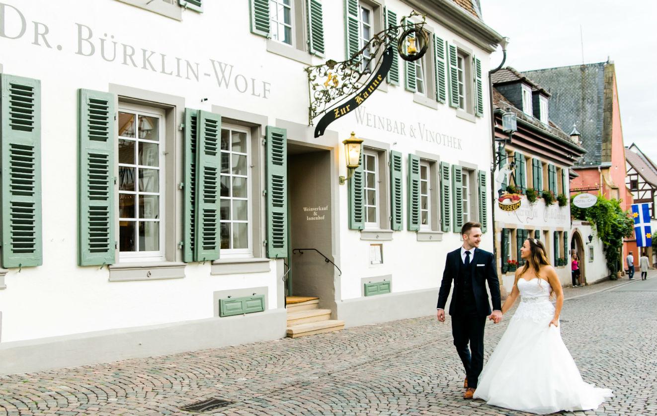 Heiraten in Deidesheim Pfalz