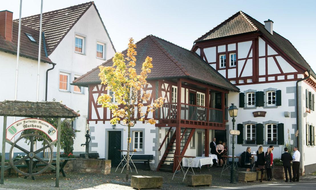 Heiraten in Grosskarlbach Trauort Alte Dorfmuehle Pfalz