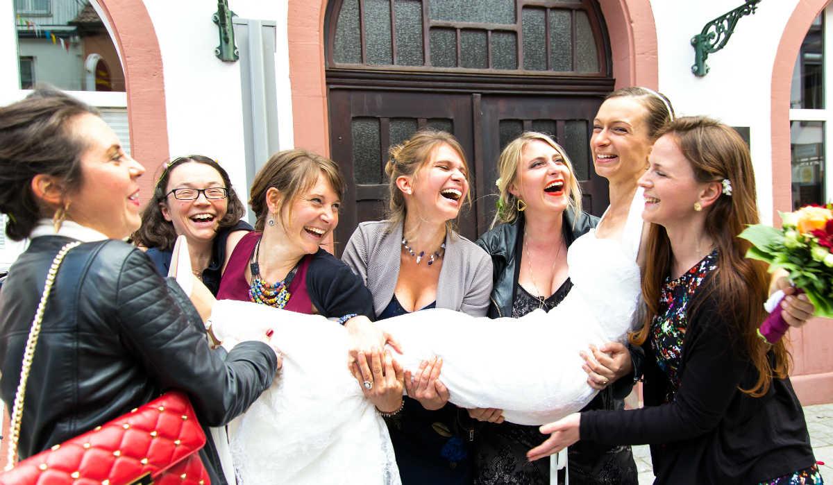 Heiraten in Grünstadt Braut Standesamt