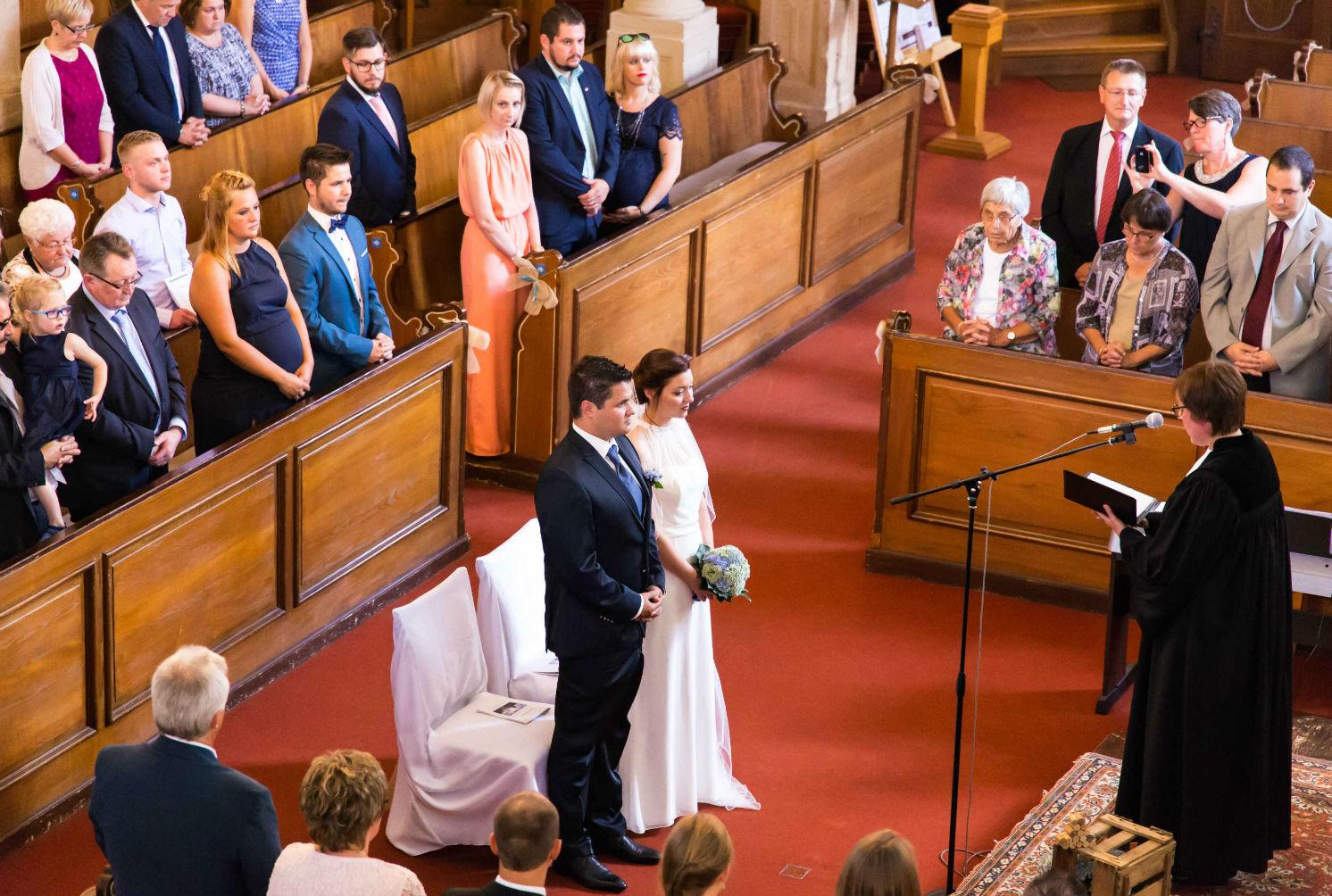 Heiraten in Speyer Trauung Kirche Pfalz