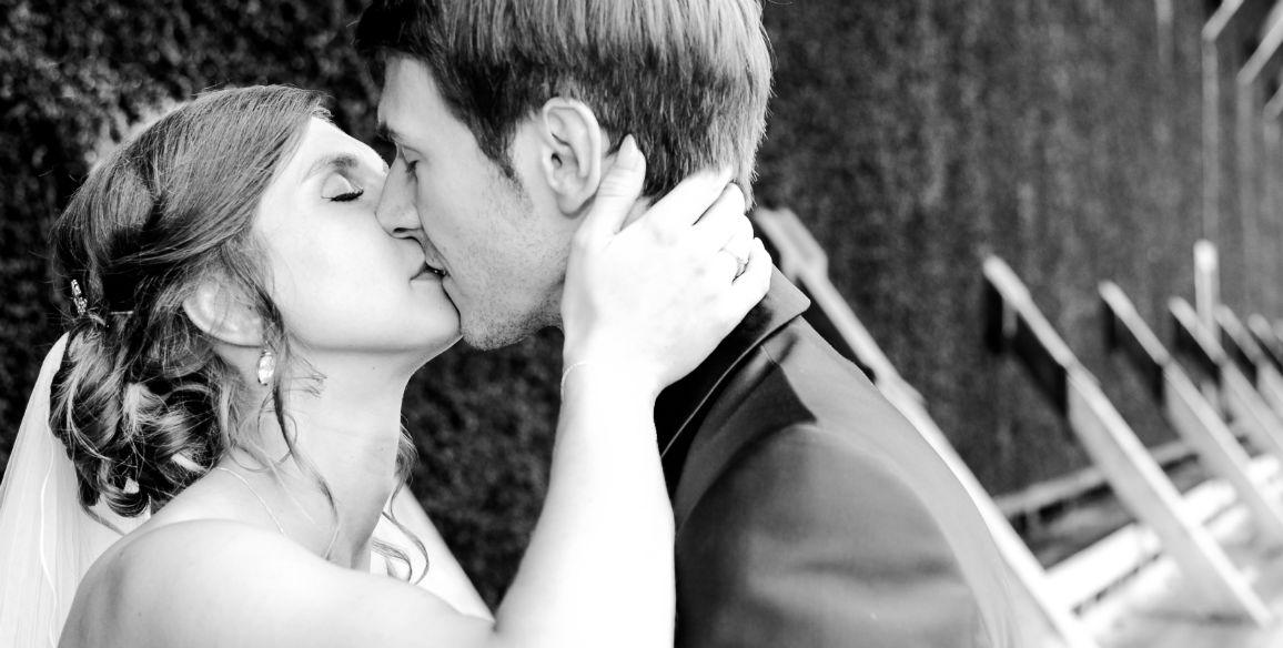 Heiraten Bad Dürkheim Brautpaar Salinen